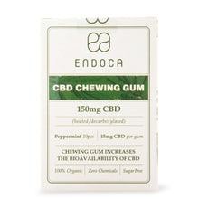 Load image into Gallery viewer, Endoca CBD - Edible Chewing Gum 150mg