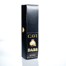 Load image into Gallery viewer, Caviar Gold - CBD Isolate Cavi Concentrate 0.5g Single Serving