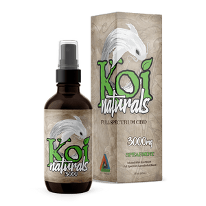 Koi CBD - Spray Naturals Hemp Extract Spearmint 60ml