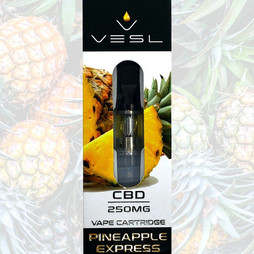 Vesl CBD - Cartridge Pineapple Express 250mg