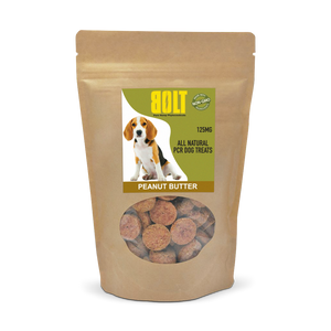 BOLT CBD - Pet Dog Treats 30ct 5mg