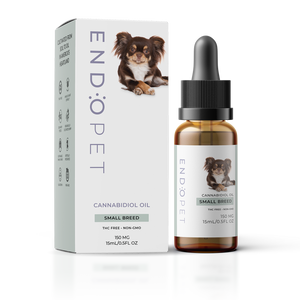 Pure Spectrum - CBD Pet Oil Drops Endopet Dogs Small Breed 150mg