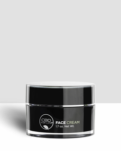 CBD For Life - Skin Care Face Cream 1.7 fl oz.