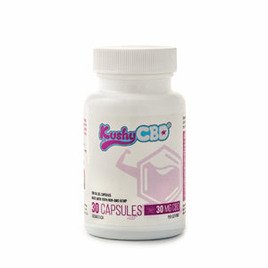 Kushy CBD - Capsules Gel 30mg (30 Pcs)