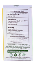 Load image into Gallery viewer, Green Roads - CBD Pet Oil King Kalm Kanine Tincture Canine Feline Formula 30ml 150mg Lavender