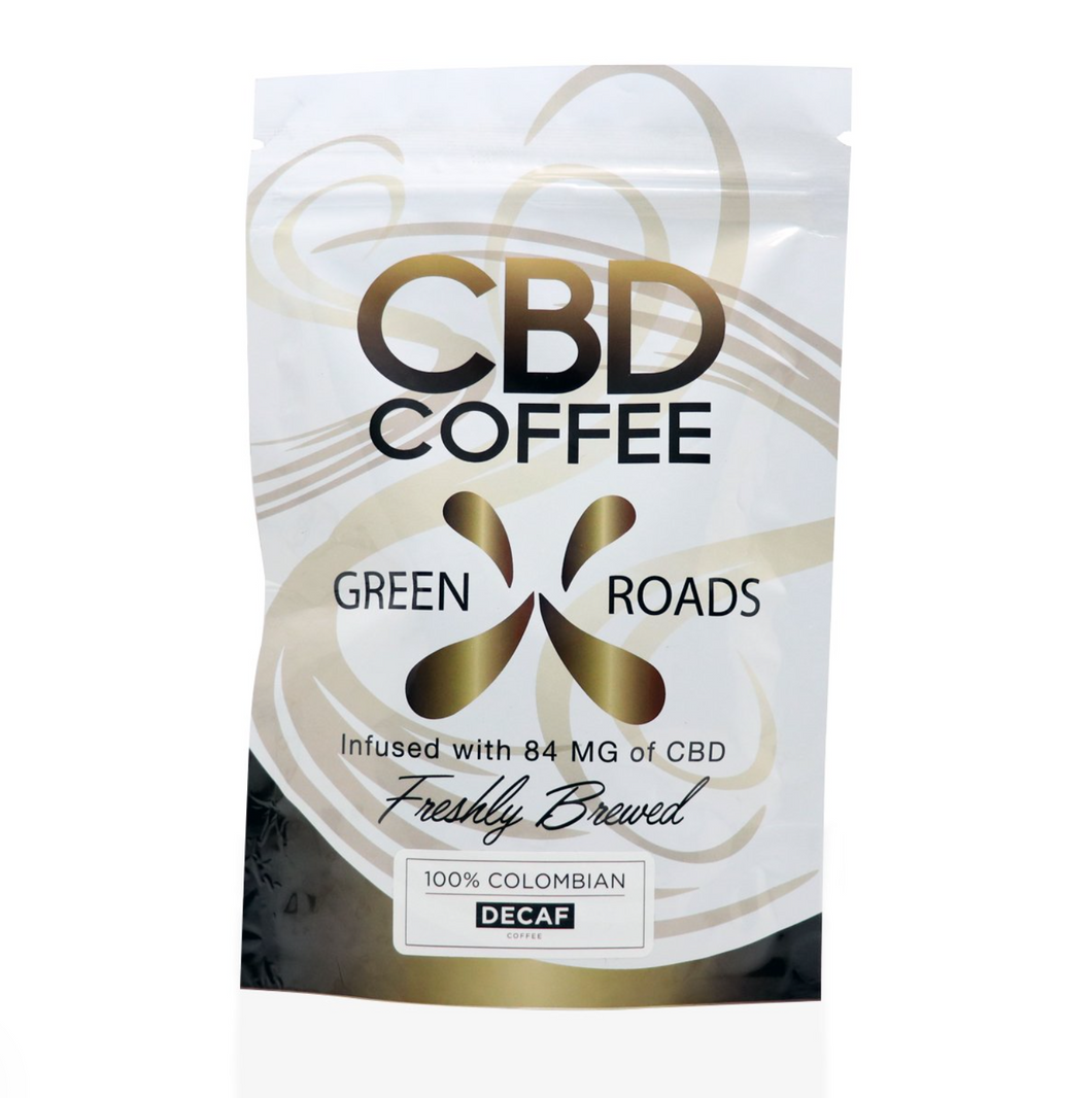 Green Roads - CBD Beverage Coffee 3oz 84mg