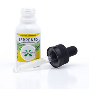 Green Roads - CBD Terpenes Oil Pineapple Express 15ml 100mg