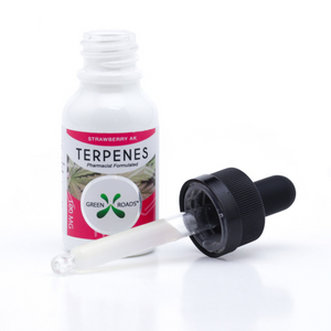 Green Roads - CBD Terpenes Oil Strawberry AK 15ml 100mg