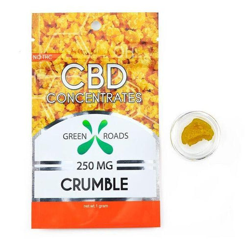 Green Roads - CBD Concentrate Crumble 250mg