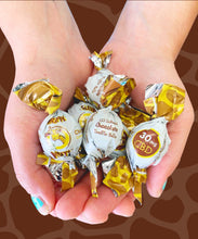 Load image into Gallery viewer, Giraffe Nuts - CBD Edible Chocolate Truffle Balls Choco Caramelo 30mg