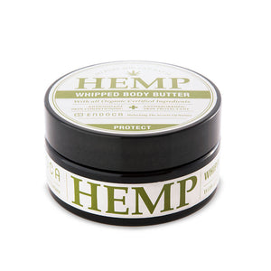 Endoca CBD - Skin Care Hemp Whipped Body Butter 1500mg
