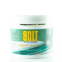 Load image into Gallery viewer, BOLT CBD - Cream & Ointment Pure Gel Sweet Vanilla