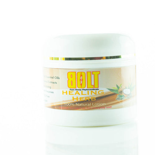 BOLT CBD - Cream & Ointment Natural Lotion Herb