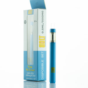 BOLT CBD - Vape Pen Disposable Blue 500ml