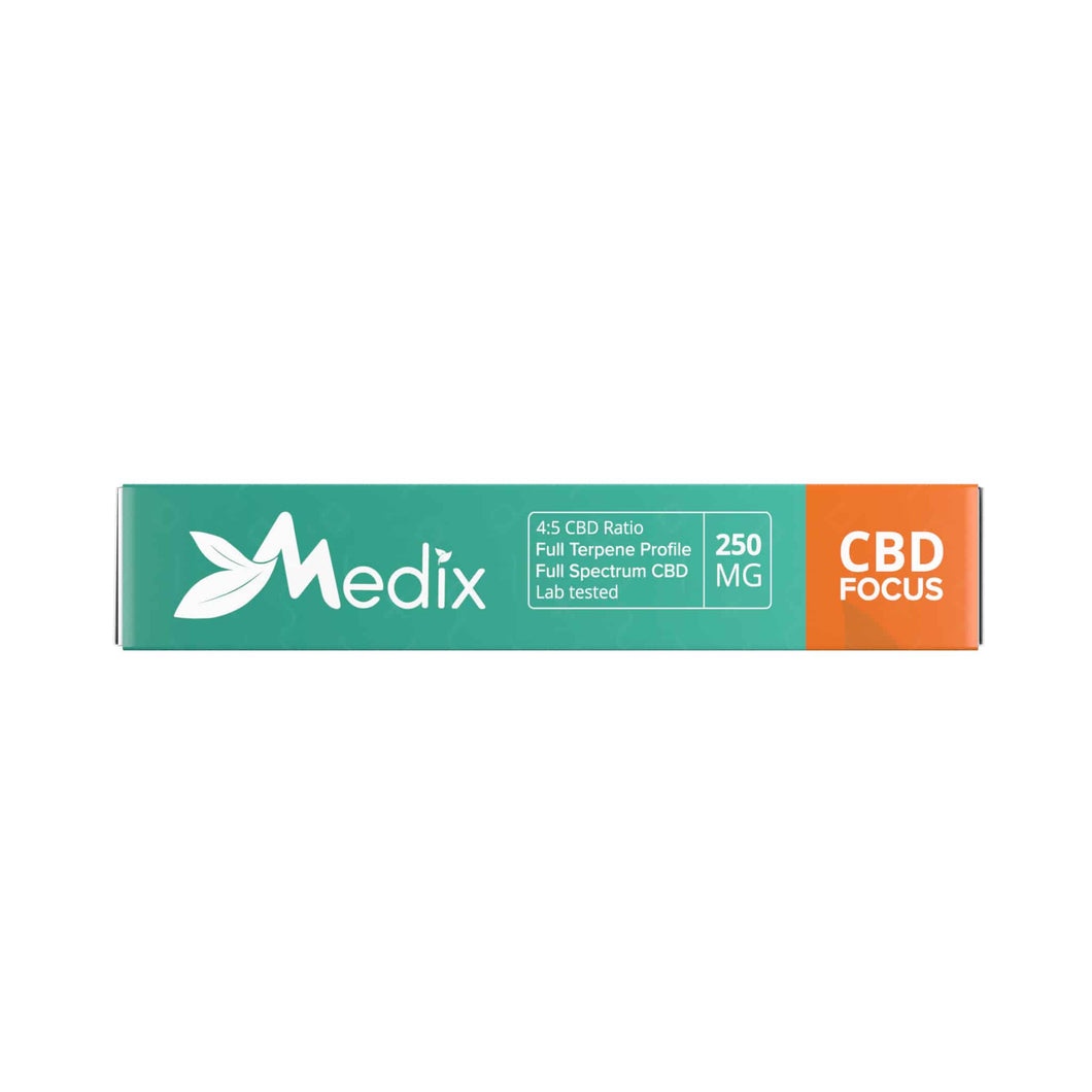 Medix CBD - Oil Cartridge Terpenes 500mg