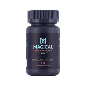 Magical CBD - Capsule Softgels 30ct