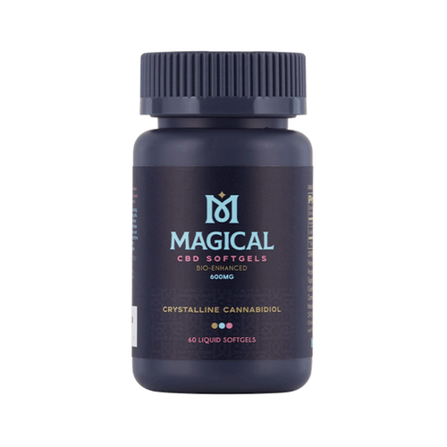 Magical CBD - Capsule Softgels 60ct