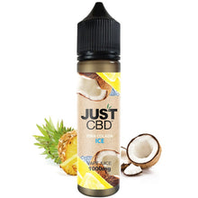 Load image into Gallery viewer, JUST CBD - Oil Hemp Tincture Pina Colada 1000mg