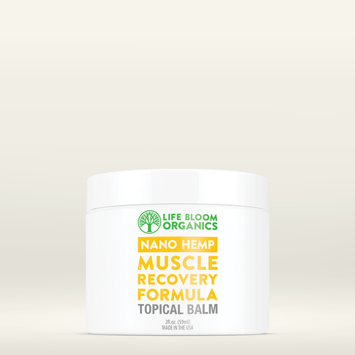 Life Bloom Organics - Hemp Balm Muscle 2.0 fl. oz.