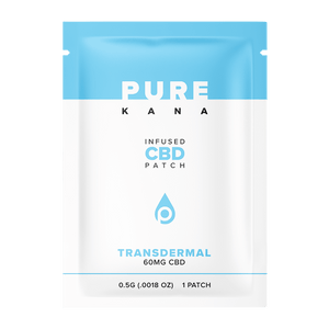 Pure Kana - CBD Topical Transdermal Patch 60mg