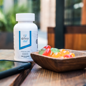 ENVY CBD - Regular Gummies 20ct