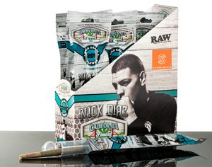 Nick Diaz x Raw - Hemp Pre Roll for sale