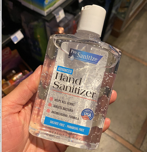 Pro Sanitize - Advanced Hand Sanitizer 8oz