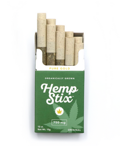 HEMP STIX - ORIGINAL - 750MG