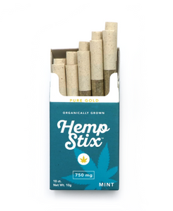 HEMP STIX - MINT - 750MG
