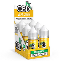 Load image into Gallery viewer, CBD Fx - Fruity Cereal – CBD Vape Juice