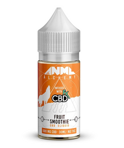 CBD Fx - Fruit Smoothie – CBD Vape Juice