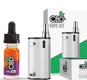 CBD Fx - Vape Kit