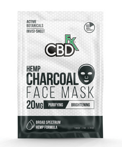 CBD Fx - CBD Charcoal Face Mask