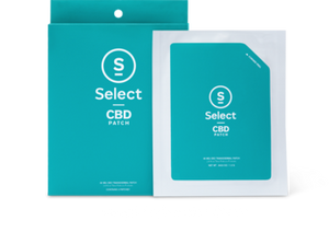 Select CBD - Patch 60mg