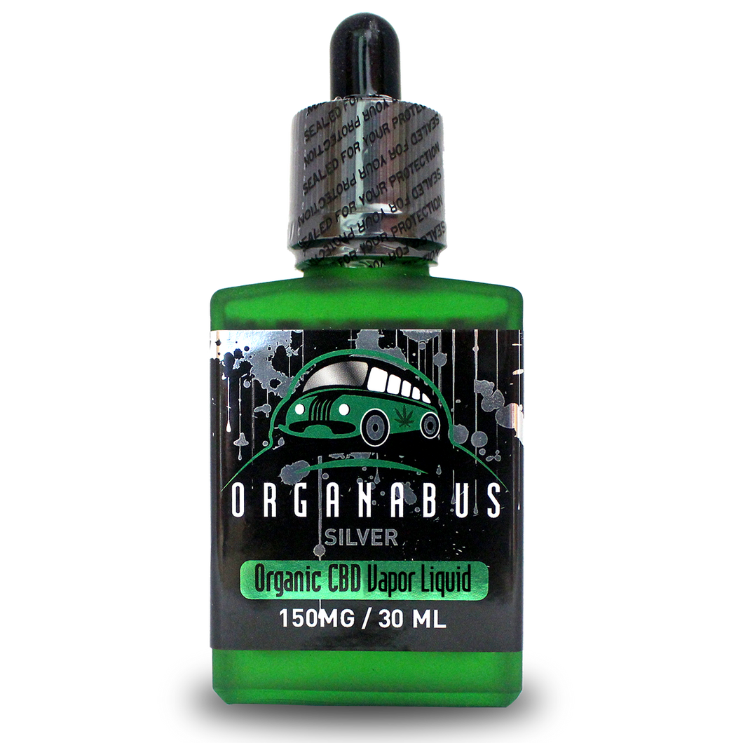 Organabus CBD - E-Liquid Mermaid Blood Silver 150mg