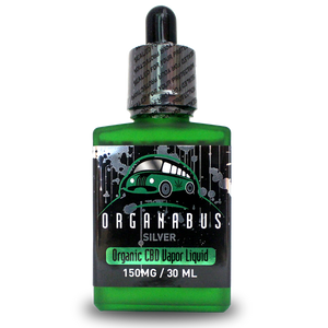 Organabus CBD - E-Liquid Strawberry Silver 150mg