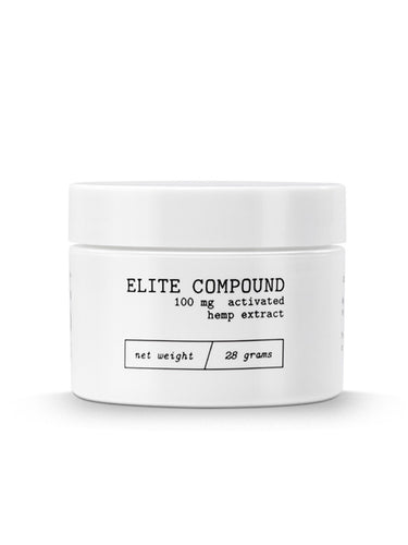 Mary's Nutritionals - CBD Cream Transdermal Elite Compound
