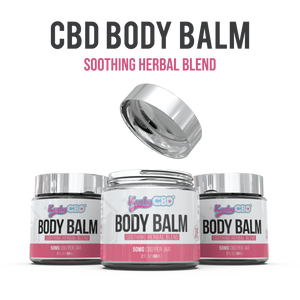 Kushy CBD - Topical Body Balm 50mg