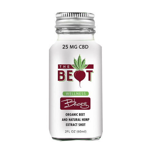 Bhang CBD - Edible Wellness Beet Shot 25mg