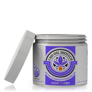 Biotech - CBD Cream 1000mg