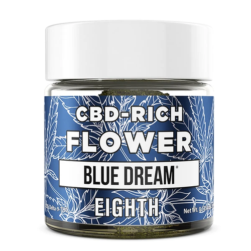 ERTH Hemp - Hemp Flower Terpene Enhanced CBD Blue Dream 3.5 Grams For Sale