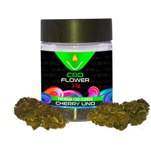 Vesl CBD - Hemp Flower Cherry Uno 3.5 grams