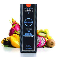 Load image into Gallery viewer, Ignite CBD - Pen Recharge Tropical Fruit 250mg