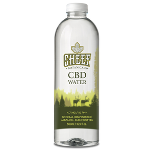 Cheef Botanicals - CBD Water Edible Full Spectrum