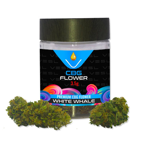 Vesl CBD - Hemp Flower White Whale