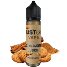 Load image into Gallery viewer, JUST CBD - Oil Hemp Tincture Cinnamon Sugar Cookies 500mg