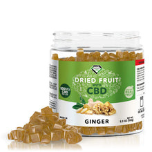 Load image into Gallery viewer, Diamond CBD - Edible Dried Fruit Golden Raisin 500mg