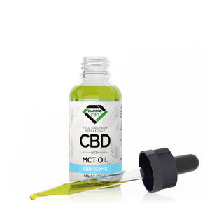 Diamond CBD - Oil MCT Full Spectrum 250mg (30ml)