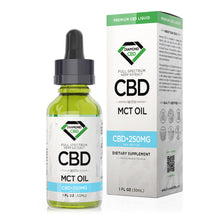 Load image into Gallery viewer, Diamond CBD - Oil MCT Full Spectrum 250mg (30ml)