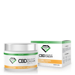 Diamond CBD - Cream 500mg